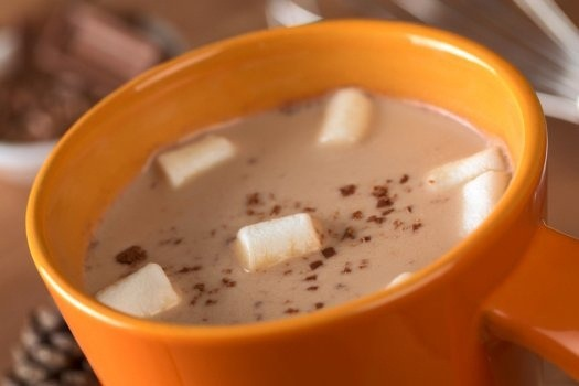 Want to Make Hot Chocolate Taste Better? Choose Your Mug Wisely!