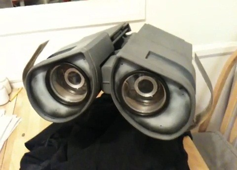 This Real-Life, Working WALL-E Robot Is Absolutely Perfect (And Built Entirely from Scratch)