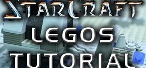 Make a Protoss carrier from StarCraft 2 with Legos