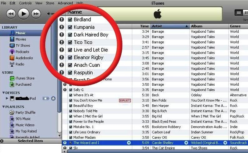 How to Clear Dead Tracks from Your iTunes Library on Windows Using Only Notepad