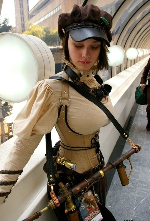 Mind-Blowing Ways to Wear Your Steampunk Goggles