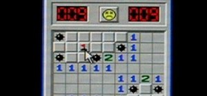 Play Minesweeper for dummies