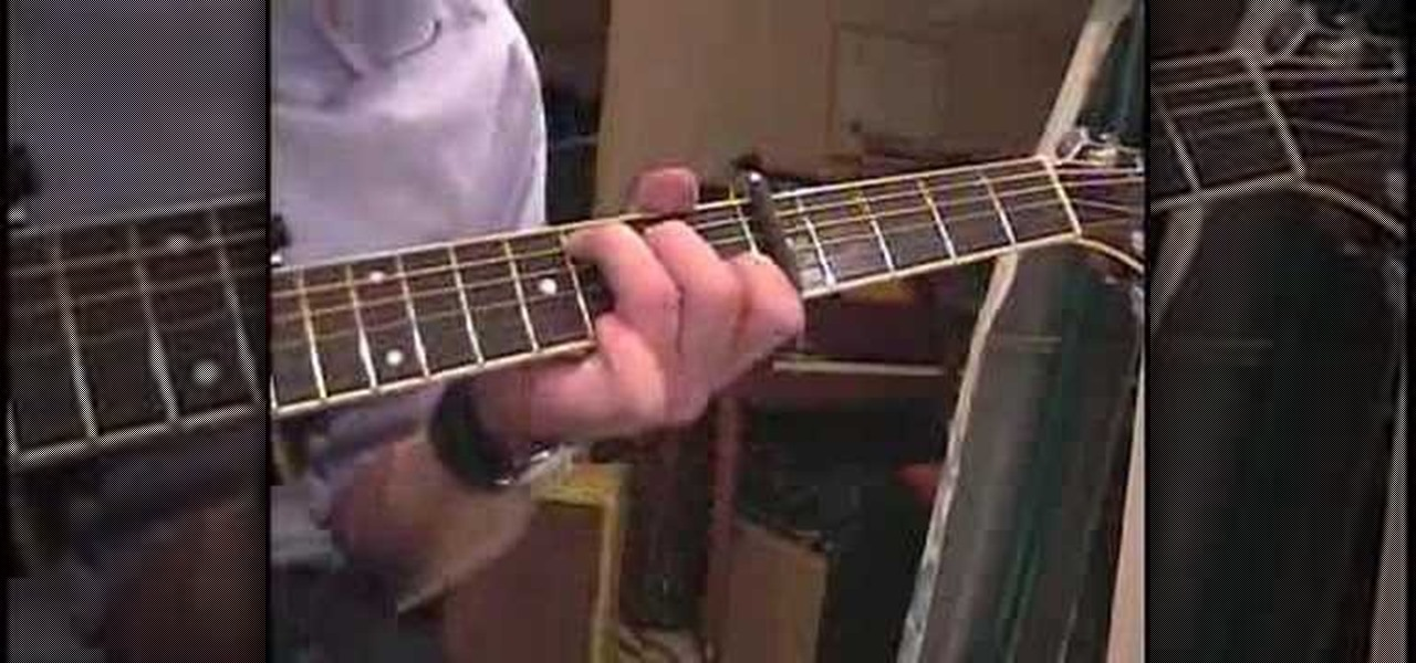 How To Play Romeo And Juliet By Dire Straits On Guitar Acoustic