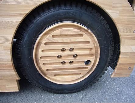$44K Street Legal Wooden SuperCar