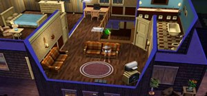 Break into your neighbors' house in Sims 3