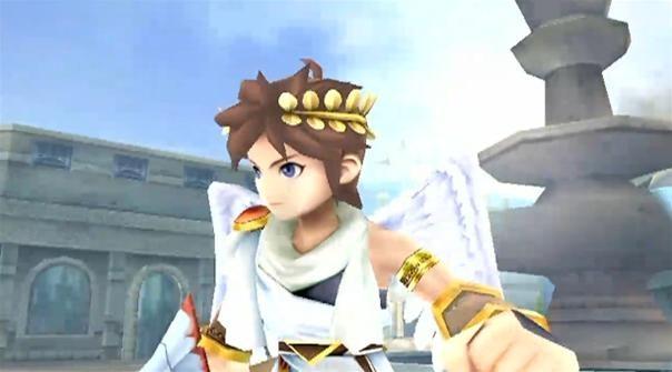 Nintendo E3:  3DS, Kid Icarus!