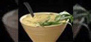 Make béarnaise sauce