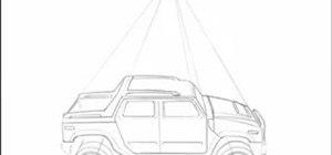 Draw a Hummer