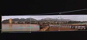 Create simple panoramic images in Photoshop