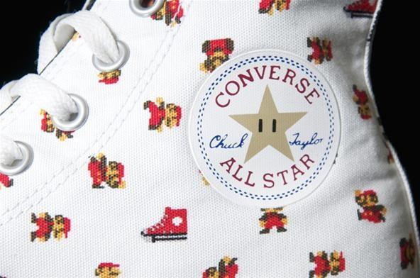 Converse x Nintendo
