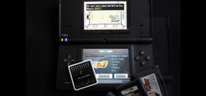 Play Game Boy Advance games on a Nintendo DSi