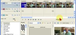 Capture HV30/HV20 HD video in Sony Vegas