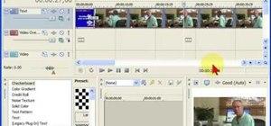 Capture HV30/HV20 HD video in Sony Vegas