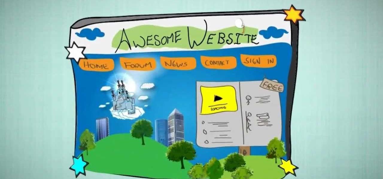 how to make website design in dreamweaver
