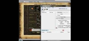 Hack stats, levels & money on Arcuz online (12/19/09)