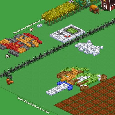 Nintendo Meets FarmVille