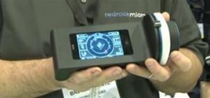NAB 2010 - Redrock Micro iPhone Remote Insanity