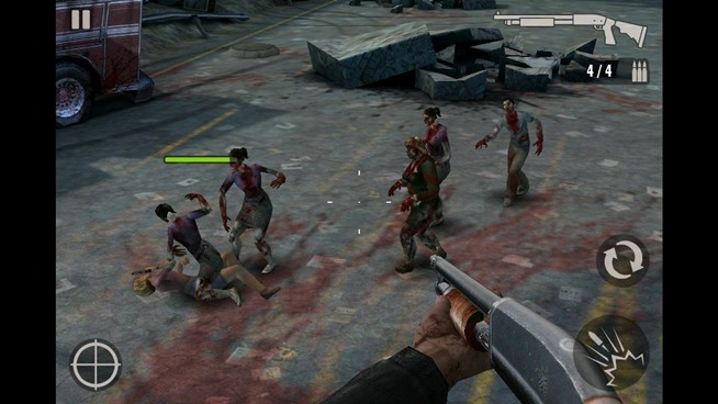 zombie games free