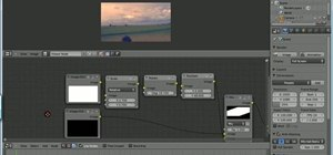 Create quick masks in the Blender compositing editor