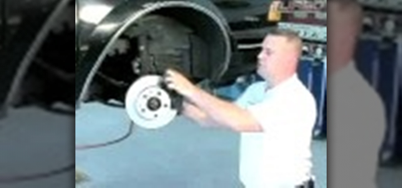 How To Replace Rear Brake Pads Rotors On Your B5 | Apps Directories