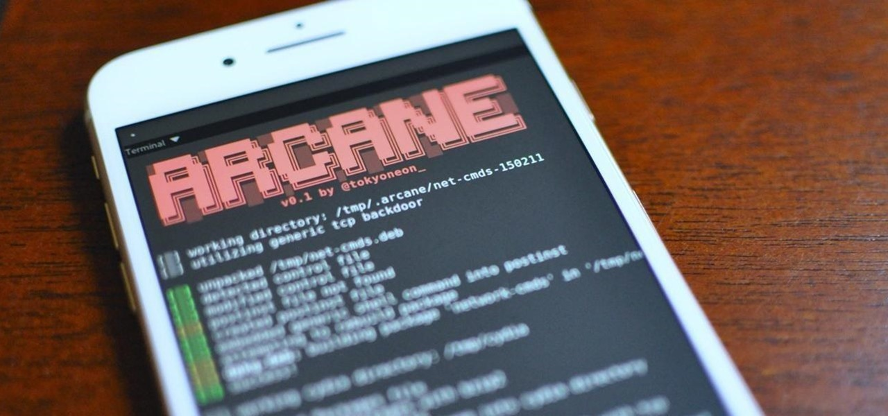 How to Embed Payloads into iPhone Packages with Arcane