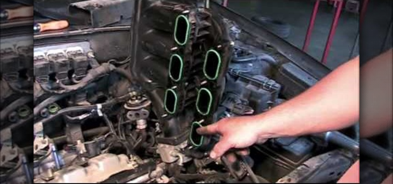 how to replace the spark plugs on a 2006 ford escape suv