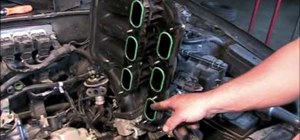 How to Change the fuel filter on a Ford Escape and most