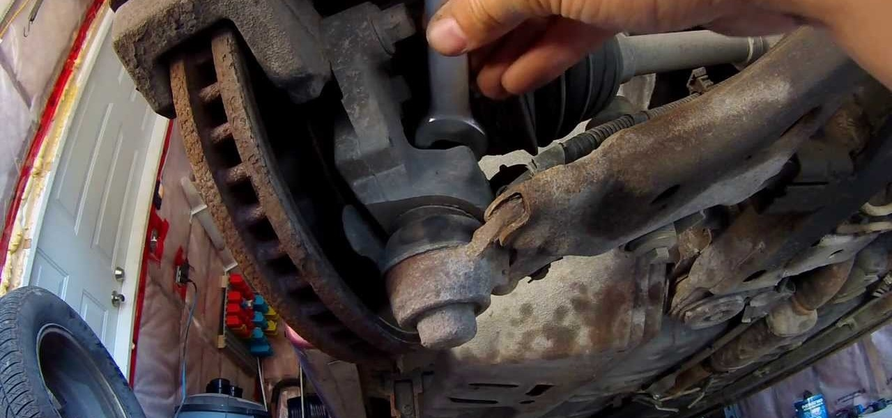 How To Replace Ball Joint On Grand Prix Auto Maintenance