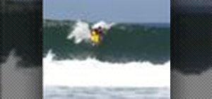 Cutback for bodyboarding