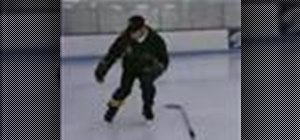 Build a stronger ice hockey side stop