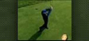 Drive a golf ball (basics)