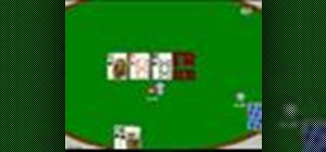 Justify a call with pot odds in Texas Hold'em