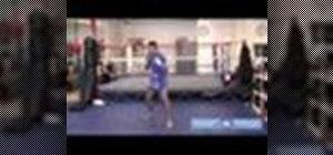 Do Muay Thai boxing moves