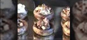 Make3 types of stuffed mushrooms