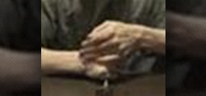 Performthe bending silverware trick
