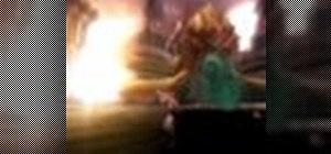 Beat the Kraken boss on God of War II