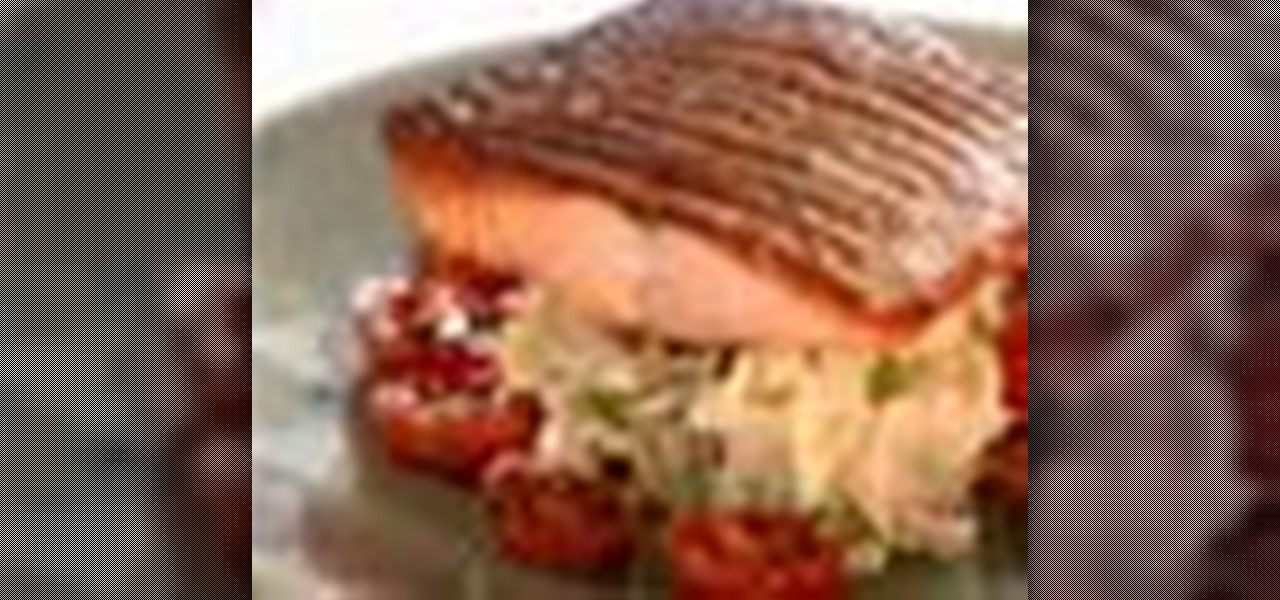 How to Make crispy salmon with Hell\'s Kitchen Gordon Ramsay « Fish ...