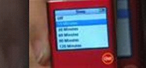 Use iPod Nano's hidden tricks