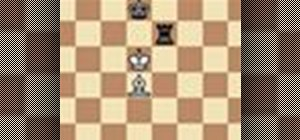 Use Philidor's position to win the chess endgame