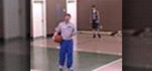 Run man-to-man defense in youth basketball
