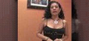 Practice spiritual belly dancing