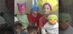 How to Make foam masks for kid's crafts