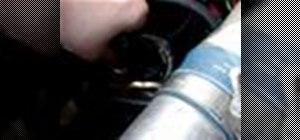 Install a 10k resistor in a diesel ICP sensor