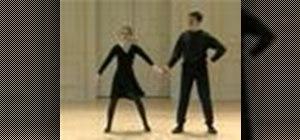 Do a Renaissance branle des lavandieres dance