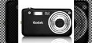 Operate the Kodak EasyShare V1253 Zoom digital camera