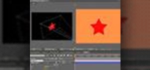 Work with 3D cameras and lights in After Effects CS4