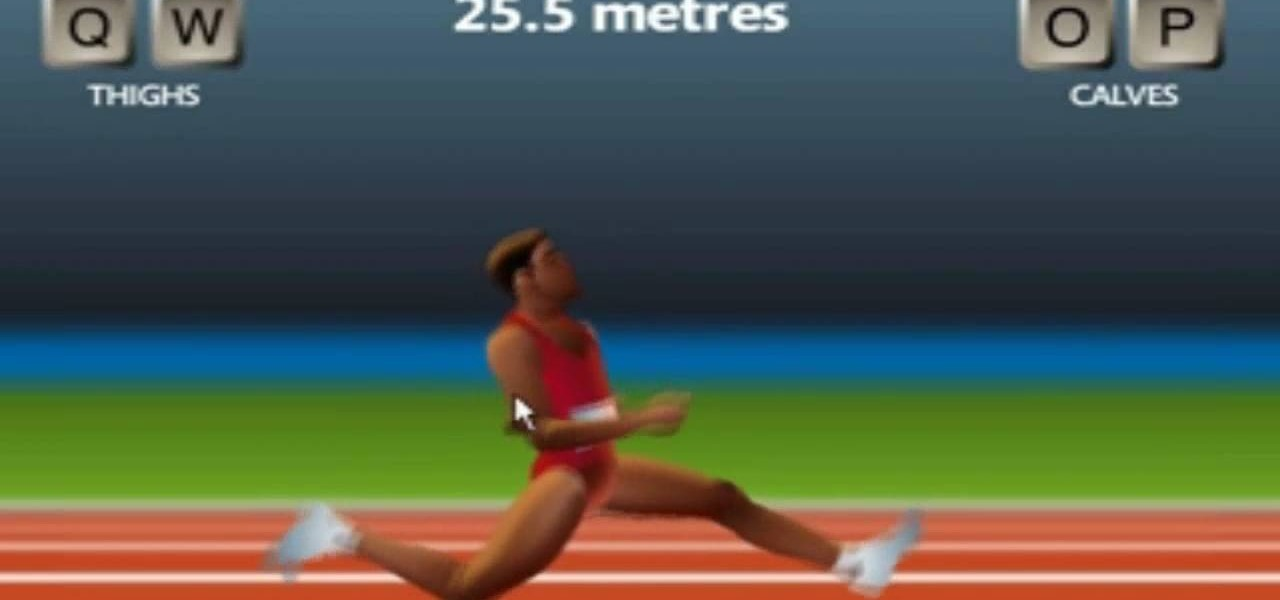 How to beat the qwop game with an untraditional olympic running how to beat the qwop game with an untraditional olympic running approach web games wonderhowto ccuart Image collections
