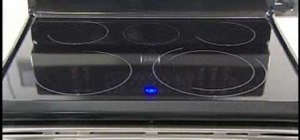 Identify and use the simmer burner on a cooktop