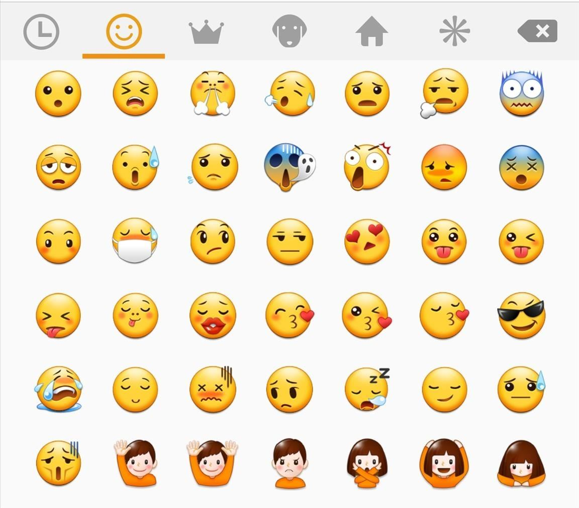 How To Get Iphone Emojis On Android No Root