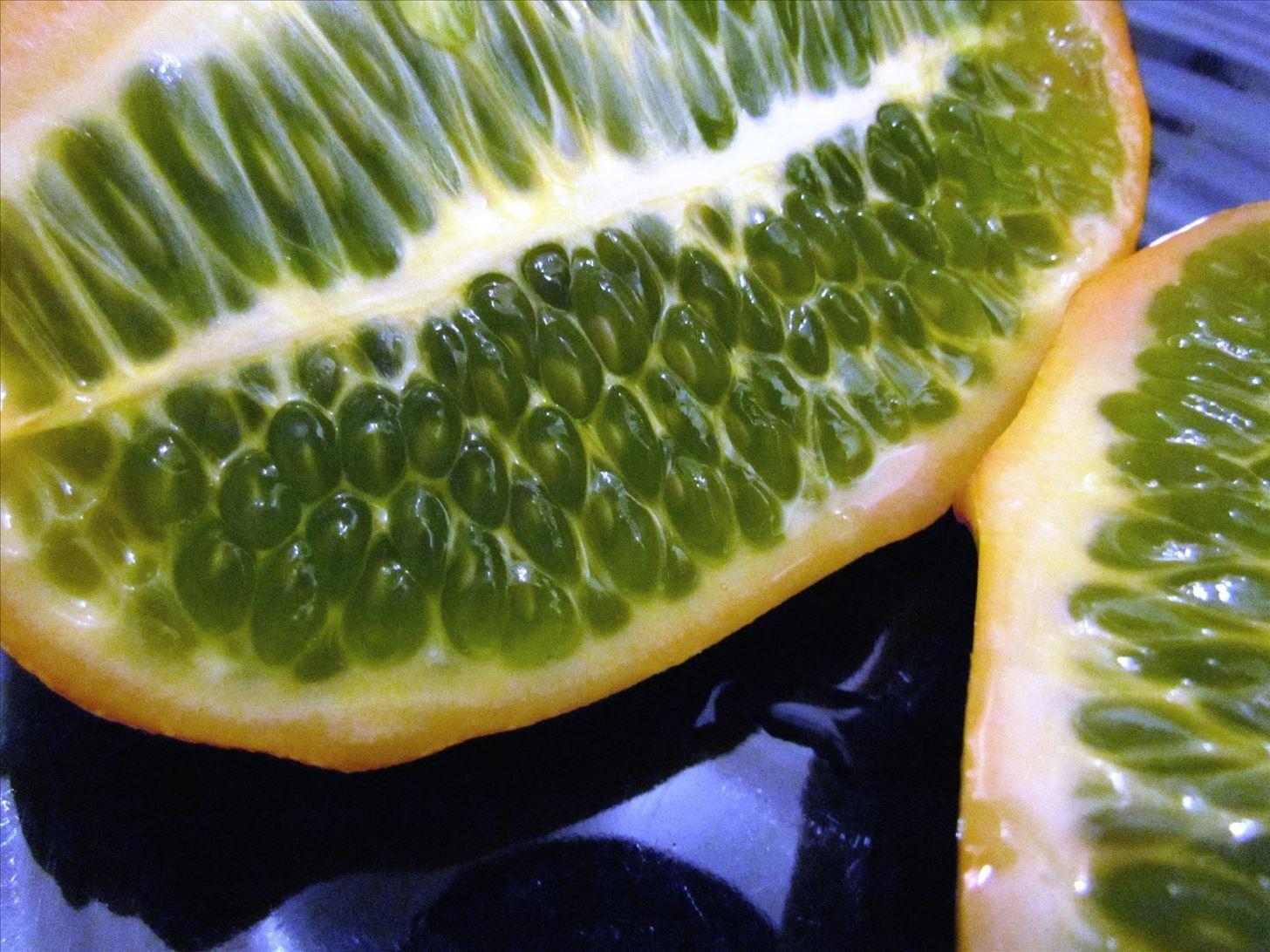 Weird Ingredient Wednesday: The Alien Melon from Star Trek